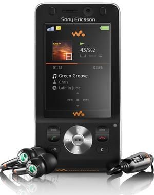 Sony Ericsson W910i Czarny Opinie Komentarze O Produkcie 23