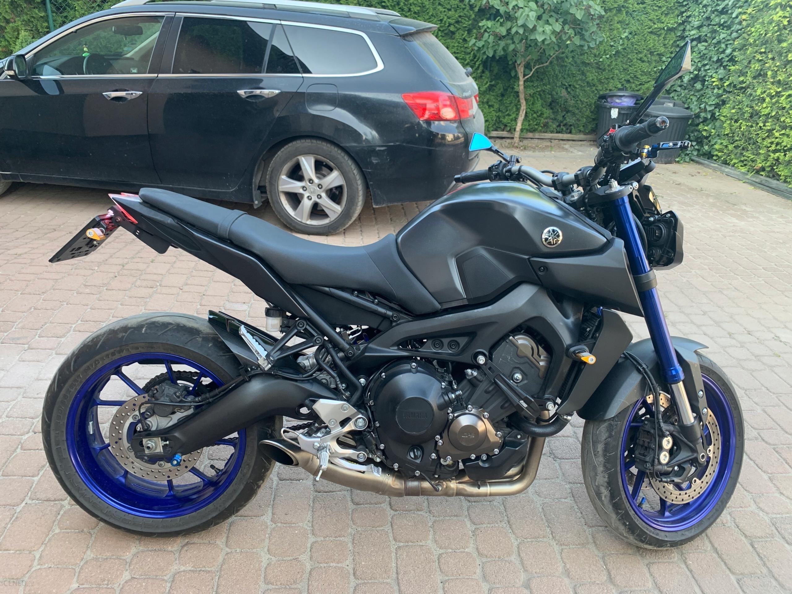 Yamaha Mt 09 Rn43 Opinie I Ceny Na Ceneo Pl