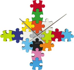 Karlsson Do It Yourself Puzzle Multi Colour Ka5058