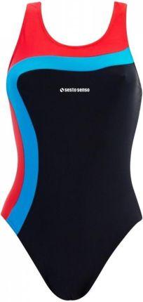 SESTO SENSO KOSTIUM BASENOWY 728 - Ceny i opinie Stroje kąpielowe RUUB
