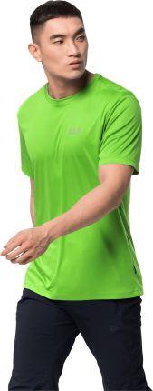 Koszulka męska TECH T M leaf green - Ceny i opinie T-shirty i koszulki męskie MITQ
