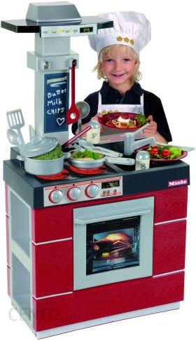 Klein Mała Kuchnia Miele Z Wyposażeniem 9044