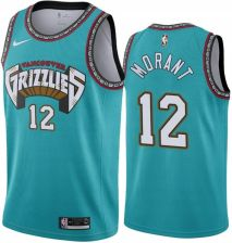 NBA VANCOUVER GRIZZLIES MORANT 12 JERSEY L NIKE