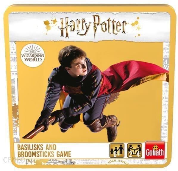 Goliath Bazyliszki I Miotły Harry Potter 108675