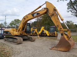 CATERPILLAR 322 C LN 2004. Cena netto: 143 500