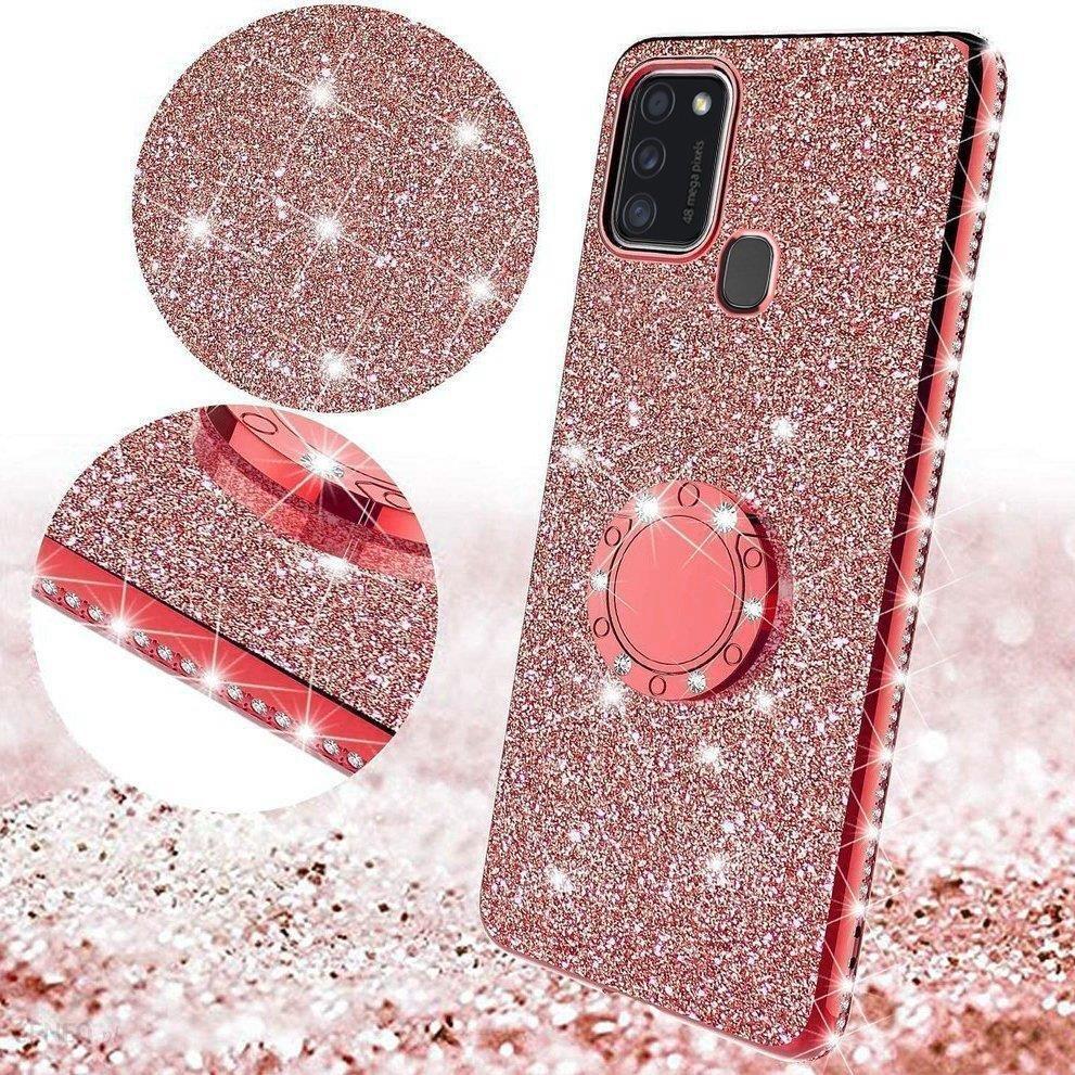 Erbord Etui Bling Do Samsung Galaxy M51 Red Czerwony Etui Na Telefon Ceny I Opinie Ceneo Pl