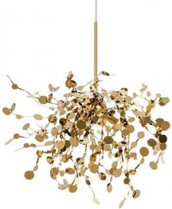 Złote Lampy Sufitowe Lampy Wiszące I Zwisy Ceneo Pl