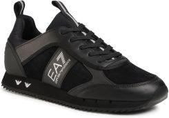 Sneakersy Ea7 Emporio Armani X8x027 Xk173 A083 Triple Black Ceny I Opinie Ceneo Pl