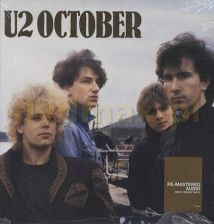 U2 - October (Remastered) (Winyl)