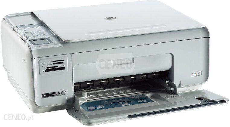 Urządzenie wielofunkcyjne HP Photosmart C4380 (CC281B) - Ceneo.pl