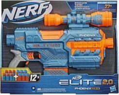 Hasbro Nerf Elite 2 0 Miotacz Phoenix Cs E9961 Ceny I Opinie Ceneo Pl