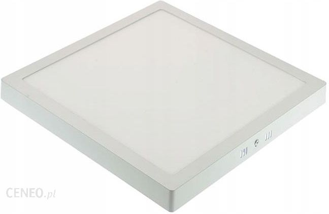 Toolight Panel Led Natynkowy Plafon Sufitowy Kwadratowy 36w Opinie I Atrakcyjne Ceny Na Ceneo Pl