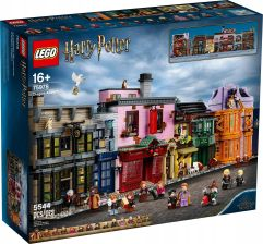 Lego 75978 Harry Potter Ulica Pokątna