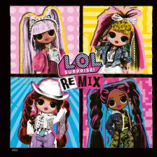 L.O.L. Surprise!: Remix [CD]