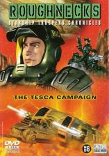 Film DVD Roughnecks: The Tesca.. .. Campaign , Pal (DVD) - zdjęcie 1