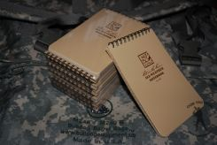 Rite In The Rain 946T Tan Tactical Pocket Notebook 4 X 6