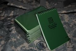 Rite In The Rain 946 Green Tactical Pocket Notebook 4 X 6