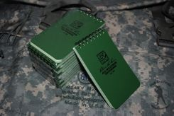 Rite In The Rain 935 Green Tactical Pocket Notebook 3 X 5