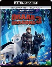 Film Blu-ray How To Train Your.. 4K .. Dragon 3  (Blu-ray) - zdjęcie 1