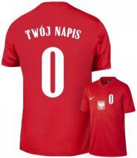 Nike Koszulka Reprezentacji Polski Ceny I Opinie Ceneo Pl