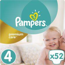 Pampers Premium Care Rozmiar 4 Maxi 8 14 Kg 52 Pieluszki