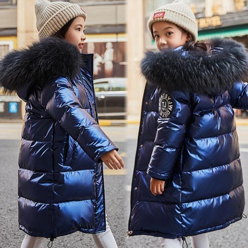 Aliexpress Rosja Snowsuit 2020 Dzieciece Zimowe Ocieplane Kurtki Dla Dziewczynek Ubrania Wodoodporne Zewnatrz Z Ceneo Pl