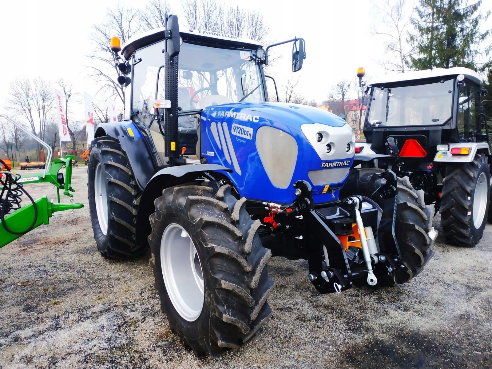 Ciagnik Rolniczy Farmtrac 9120dtn 113km Opinie I Ceny Na Ceneo Pl