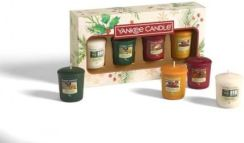 Yankee Candle Magical Christmas Morning Zestaw 4 świec typu votive