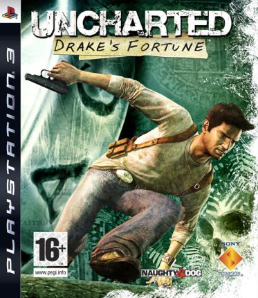 Uncharted: Drake's Fortune (Gra PS3)