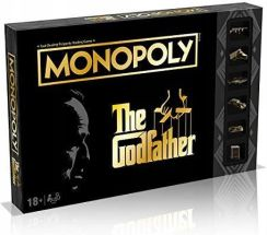 THE GODFATHER MONOPOLY (GRA PLANSZOWA)
