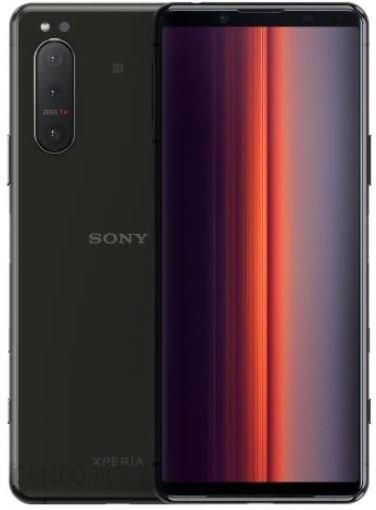 Sony Xperia 5 Ii 8 128gb Czarny Cena Opinie Na Ceneo Pl