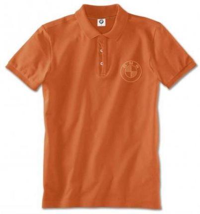 Koszulka POLO z Logo BMW Męska 80142466162 166 - Ceny i opinie T-shirty i koszulki męskie QNJI