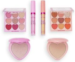 Makeup Revolution I Heart Revolution Zestaw Best Friends Break Hearts