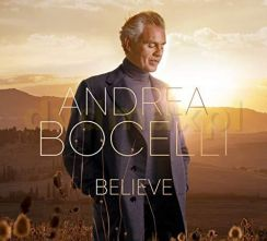 Andrea Bocelli: Believe [CD]