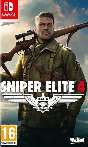 Gra Nintendo Switch Sniper Elite 4 Gra Ns Ceny I Opinie Ceneo Pl