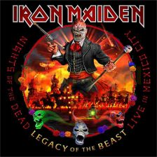 Iron Maiden: Nights Of The Dead - Legacy Of The Beast, Live In Mexico City (Deluxe) [2CD]