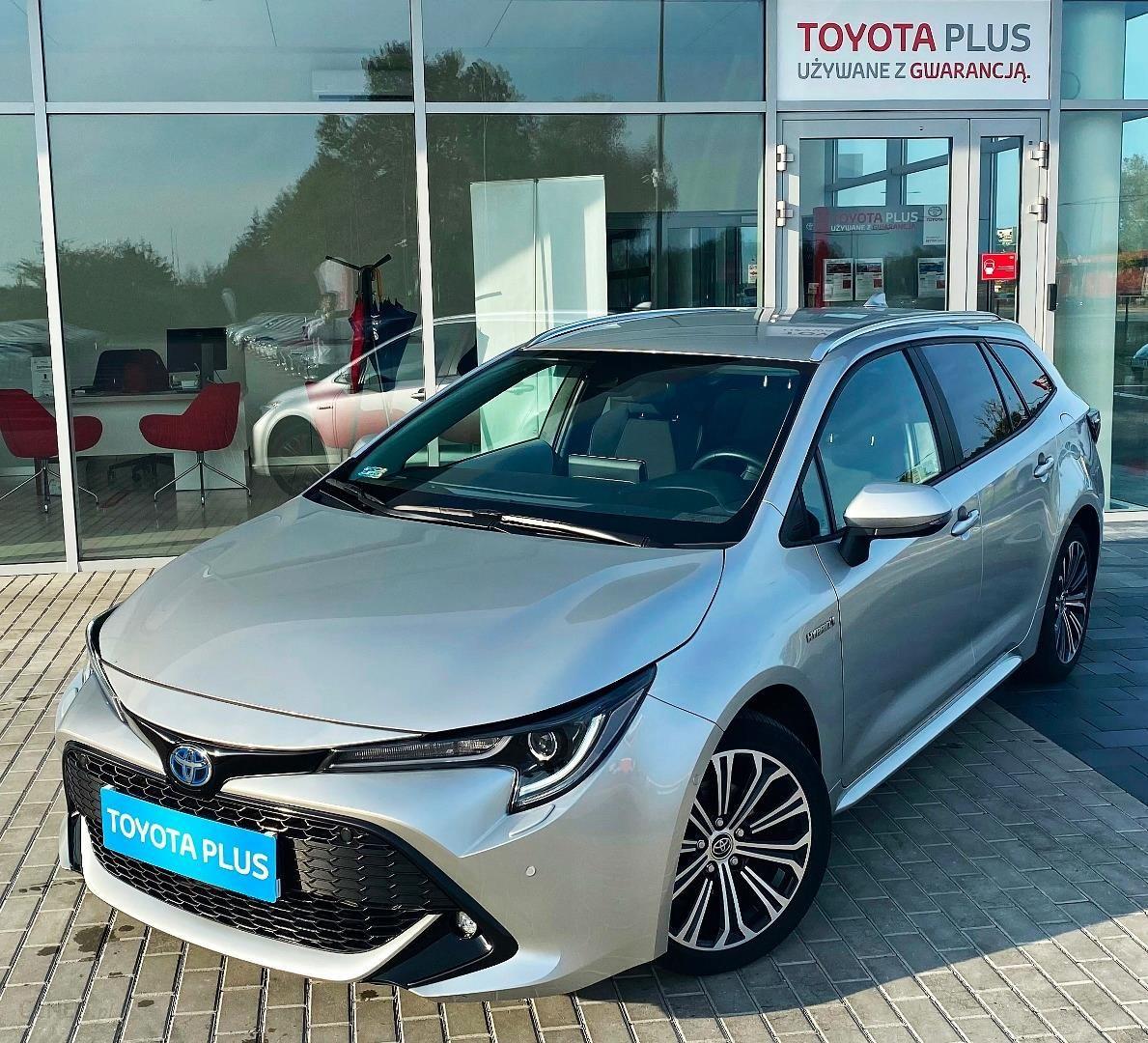 Toyota Corolla 1 8 Hybrid Comfort Style Tech Salon Opinie I Ceny Na Ceneo Pl