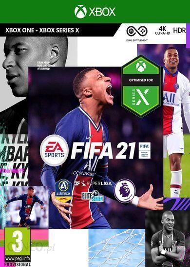 Fifa 21 Xbox One Key Od 90 50 Zl Ceny I Opinie Ceneo Pl