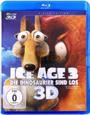 Ice Age: Dawn of the Dinosaurs (Epoka lodowcowa 3: Era dinozaurów) [Blu-Ray 3D]+[Blu-Ray]