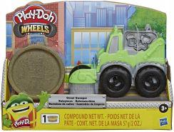 Hasbro Play Doh Wheels Uliczna Zamiatarka E6977 Ceny I Opinie Ceneo Pl