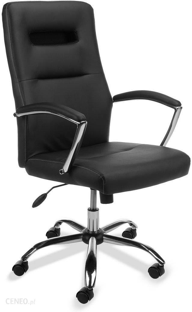 Presto Biurowy Fotel Obrotowy Sl-3 Czarny