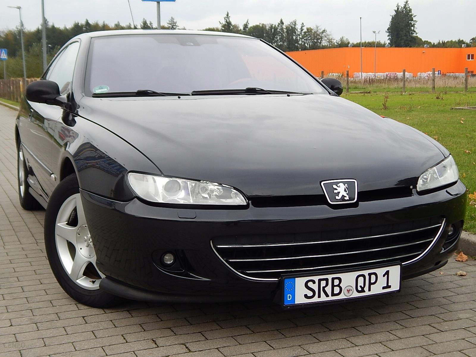 Jedyny Taki Peugeot 406 Coupe 3 0 V6 Aut 207 Km Opinie I Ceny Na Ceneo Pl