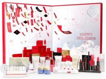 Zestaw Dla Kobiety Shiseido Advent Calendar Kalendarz Adwentowy Dla Kobiet I Opinie I Ceny Na Ceneo Pl
