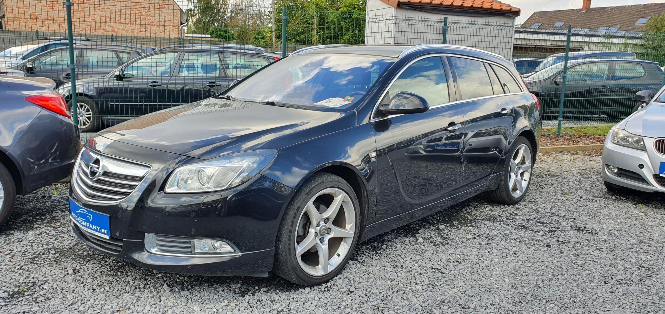 Opel Insignia Opc Wkrotce W Ofercie Opinie I Ceny Na Ceneo Pl