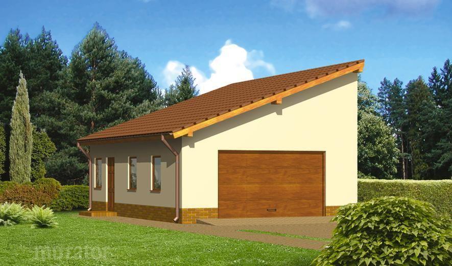 Murator Garaż Z Pomieszczeniem Gospodarczym Gc13 Opinie I Ceny Na