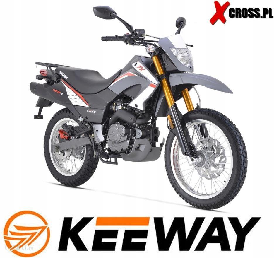 Motocykl Keeway Tx 125 Enduro 125 Raty Dostawa Opinie I Ceny Na Ceneo Pl