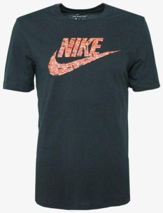 NIKE T-SHIRT NSW SS FUTURA SHOEBOX - Ceny i opinie T-shirty i koszulki męskie SWSN