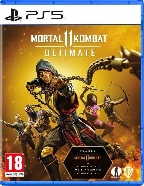 Mortal Kombat 11 Ultimate Gra Ps5 Ceny I Opinie Ceneo Pl