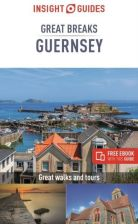 Literatura obcojęzyczna Insight Guides Great Breaks Guernsey (Travel Guide with Free eBook) - zdjęcie 1