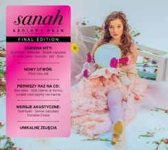 sanah - Królowa dram (Final Edition) (CD)